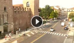 Webcam Castelvecchio - Uno scorcio di Castelvecchio