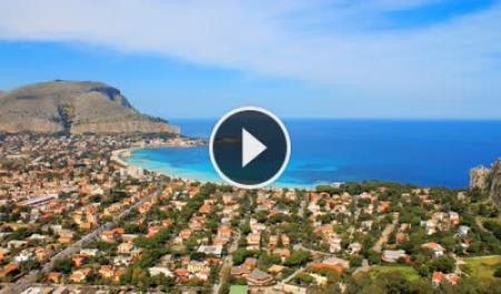 Spiaggia di Romagnolo Costa Sud - Palermo