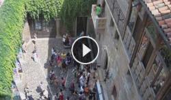 Webcam Balcone di Giulietta e Romeo