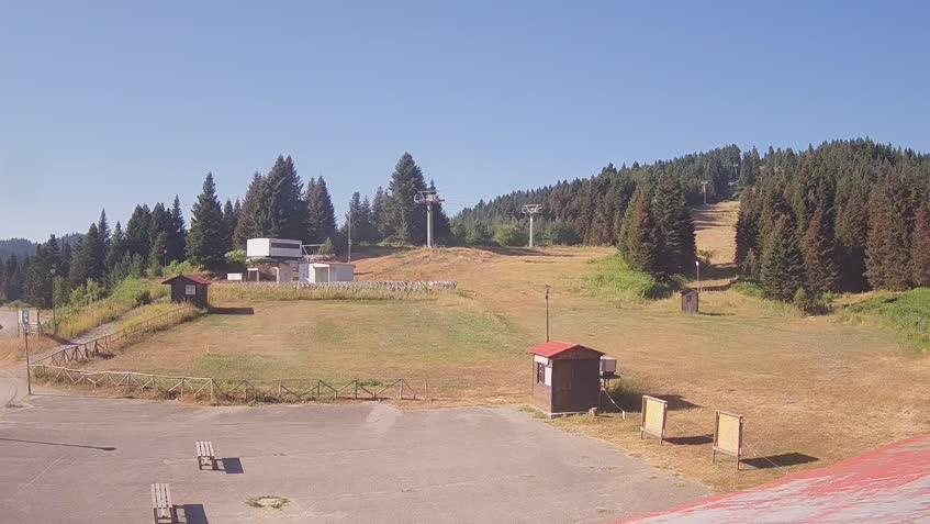 webcam Pertouli Ski