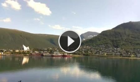 Ζωντανές Web Κάμερες Tromsø - Νορβηγία