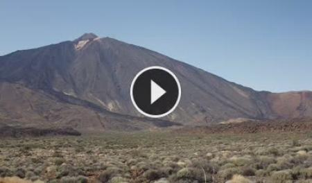 Live Cam Volcano Teide - Tenerife