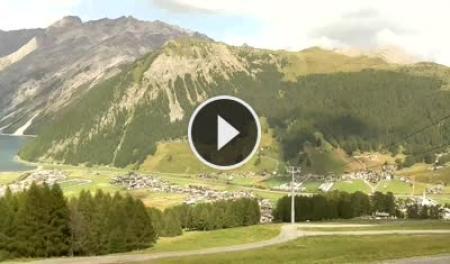Webcam Livigno - Ski Area Cassana