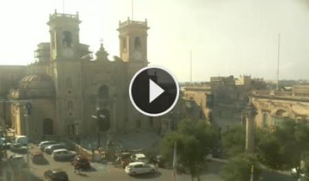 Live Cam Żebbuġ - St.Philip Church