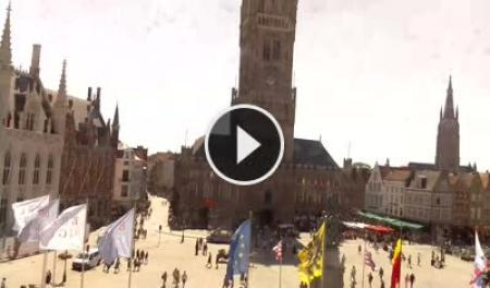Webcam en direct Bruges