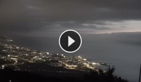Webcam Santa Cruz de Tenerife - Santa Úrsula