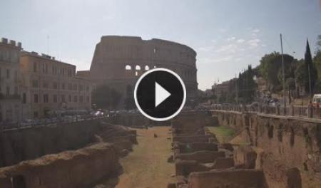 Live Cam Rome - Colosseum