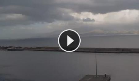 Webcam Reggio Calabria - Stretto di Messina