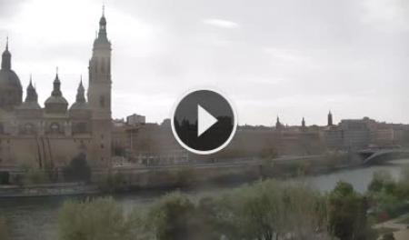Cámara web en tiempo real Zaragoza
