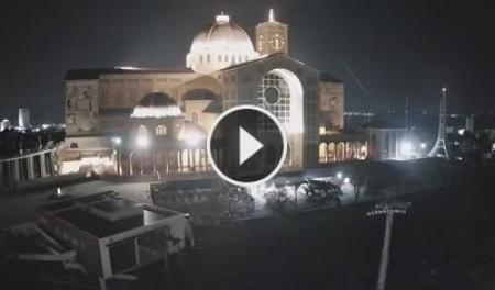 Cámara web en tiempo real Basílica de Nuestra Señora Aparecida