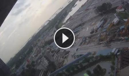 Cámara web en tiempo real Singapur