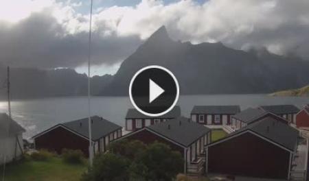 Live Cam Lofoten Islands - Hamnøy
