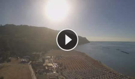 Webcam Pesaro - Baia Flaminia