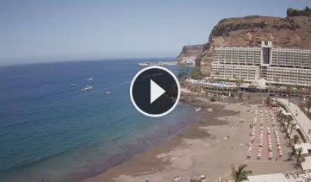 Cámara web en directo Mogán - Playa Taurito