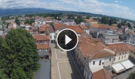 Webcam Campanile del Duomo di Thiene - Vista Est