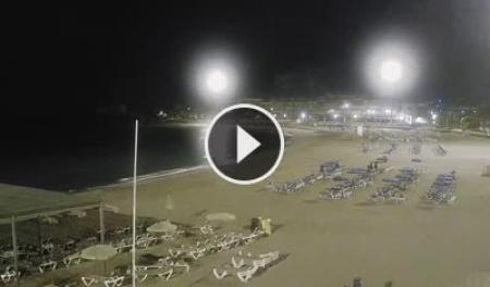 Webcam Playa Las Vistas - Teneriffa