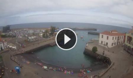 Live Cam Puerto de la Cruz - Tenerife