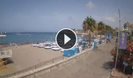 Webcam Playa de Fañabé