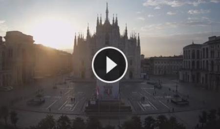Webcam Duomo di Milano