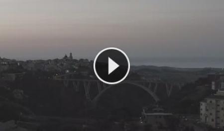 Webcam Ponte Bisantis a Catanzaro
