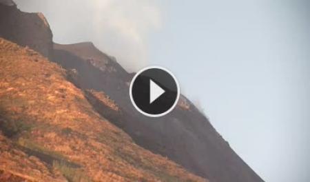 Webcam Vulcano Stromboli