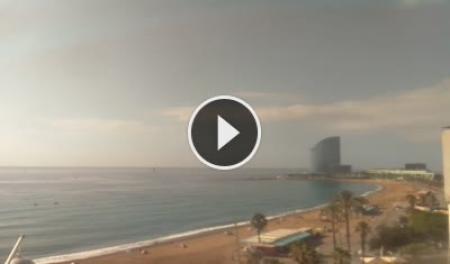 Webcam Barcellona - Barceloneta
