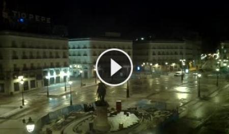 Live Cam Puerta del Sol - Tío Pepe
