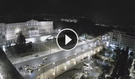 Live Webcam Griechisches Parlament - Ath