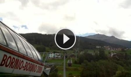 Webcam Pista Stelvio - Ski Area Bormio