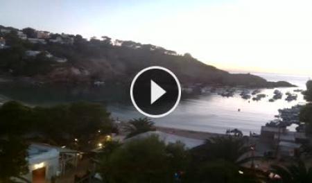 Cámara web en tiempo real Ibiza - Cala Vadella