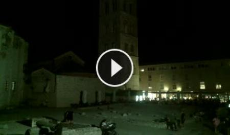 Web Kamera uživo Zadar