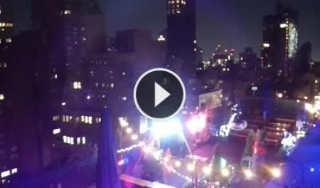 Live Cam New York City Skyline