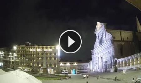 Webcam Firenze - Santa Maria Novella