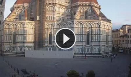 Webcam Firenze - Piazza del Duomo