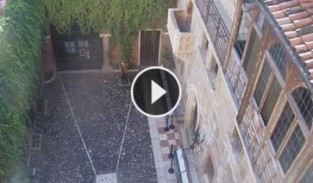Webcam Verona - Casa di Giulietta