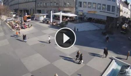 Webcam: Blick auf den Leopoldsplatz