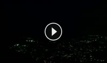 Webcam Palermo da Monte Gallo