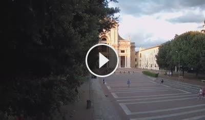 Webcam della Basilica di Santa Maria degli Angeli