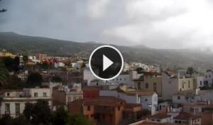 la orotava-valley-corpus christi-webcam canary islands-tenerife live