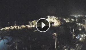 melia palacio de isora-infinity pool-webcam canary islands-tenerife live