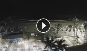 troya beach-las americas-webcam canary islands-tenerife live