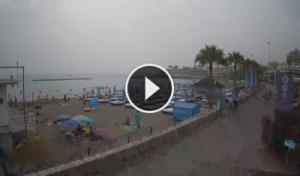 fanabe beach-adeje coast-webcam canary islands-tenerife live