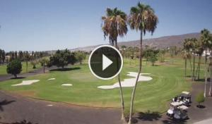 golf costa adeje-los olivos-webcam kanarische Inseln-teneriffa live webcam
