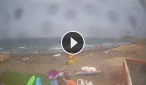 medano-granadilla de abona-surf-kitesurf-beach-webcam canary islands-tenerife live
