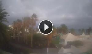 lanzarote-costa teguise-las cucharas beach-webcam canary islands-lanzarote live