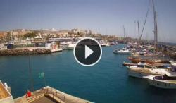 costa adeje-puerto colon-webcam canarias-tenerife-en vivo