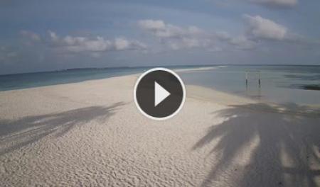 Kuredu Sandbank Webcam