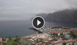 webcam los gigantes,santiago del teide in diretta,webcam isole canarie,tenerife dal vivo,webcam tenerife,