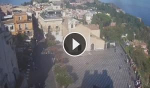 Taormina Webcam Live
