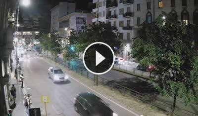 Milano - Via Tonale Stazione Centrale